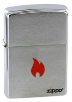 Зажигалка 200 ZIPPO Flame only colored